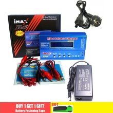 IMAX B6 Digital RC Lipo NiMh Battery Balance Charger+AC POWE