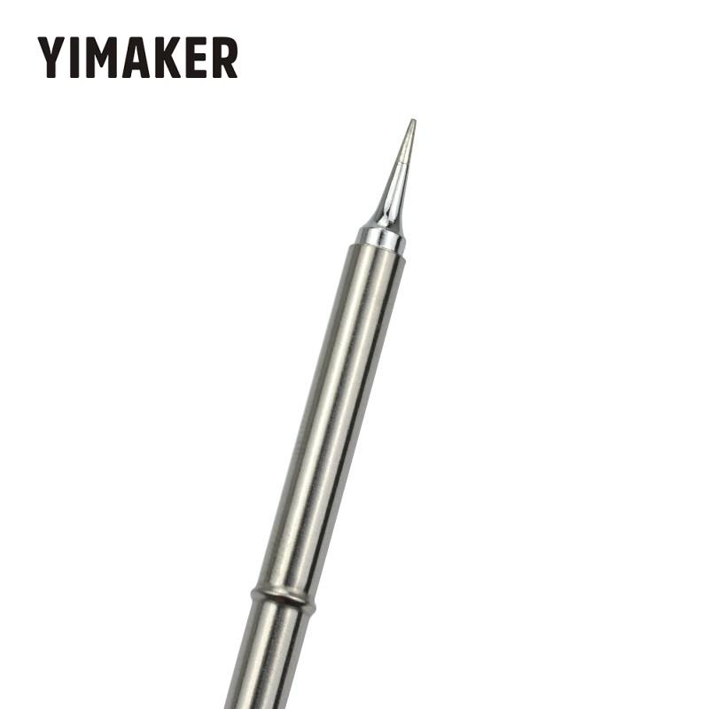 YIMAKER T12 ILS Replace Soldering Solder Iron Tip For Hakko Shape ILS PCB Repair Product|soldering solder iron tips|replacement soldering iron tip|soldering iron replacement tip - title=