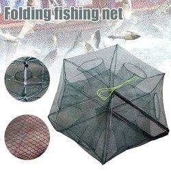 Składana sieć rybacka przenośna automatyczna ryba krewetki klatka pułapka YS-BUY