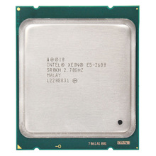 LGA Processor Intel Xeon E5-2680 20M CPU 8-Gt/S Cache Suitable-X79