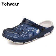 Men Sandals Slippers Sneakers Flats Slides Casual-Shoes Lightweight Male Outdoor Adult