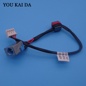 90 watt Laptop DC Power Jack Cable Socket Wire connector for Acer Aspire E1-571 E1-571g series 90W(China)