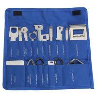 Pack von 38 Auto Radio Entfernung Schlüssel Fahrzeug Stereo CD Player Kopf Einheit Werkzeuge Set-in Handwerkzeug-Sets aus Werkzeug bei