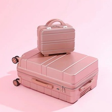 Travel-Luggage-Set Female Suitcase Wheels Spinner Carry-On Fashion NEW 20/22/24-/.. Brand