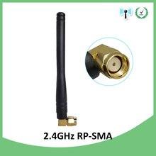 20pcs 2.4GHz Antenna wifi 3dBi RP-SMA Female 2.4 ghz antena wi fi antenne Aerial antennas antenas for Wireless wi-fi Router 2 4ghz rf 3dbi rp sma female wi fi booster antenna for wireless router wlan diy
