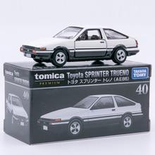Takara Tomy Tomica Premium 40 TOYOTA SPRINTER Trueno AE86 1/60 Diecast Car Toy New White 2020