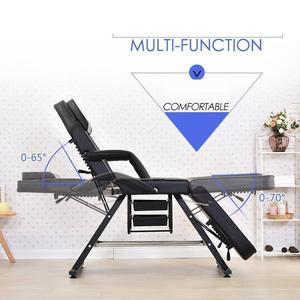 Image 5 - Mesa De belleza, mesa Plegable, Pliante De Tempat Tidur Lipat Camas, muebles, tatuaje, silla De salón Plegable, Camilla De masaje Plegable