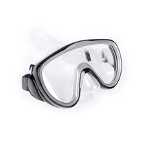 2019 brand High Quality silicone Swimming Mask goggle Professional PVC Scuba Diving diving equipment