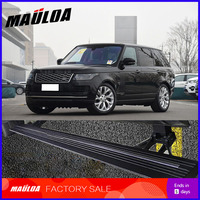 High quality aluminium alloy Automatic scaling Electric pedal side step running board for Range Rover vogue 2013-2016