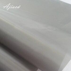 Tela de pantalla de ventana anti-electromagnética genuina, línea de alto voltaje, malla de fibra de metal blando de protección EMF de subestación