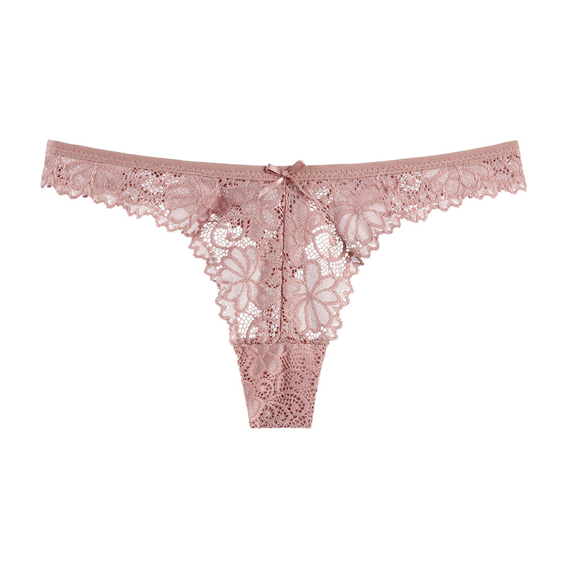 Lace G-string for women cotton underwear ladies sexy panties female casual thongs lingerie underpants women intimates wholesale