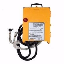 цена на New Original Wireless Industrial Remote Controller Electric Hoist Remote Control 1 Transmitter + 1 Receiver F24-60