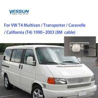 Yessun для Volkswagen VW T4 Multivan Transporter Caravelle бизнес HD CCD автомобильная парковочная камера заднего вида