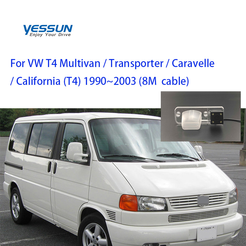 Yessun For Volkswagen VW T4 Multivan Transporter Caravelle Business HD CCD Car Parking Reverse Backup Rear View Camera