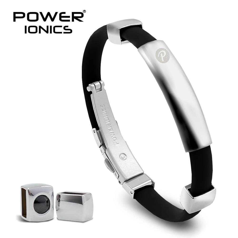 Power Ionics antifatigue power fitness sport silikonski magnetski - Modni nakit - Foto 3