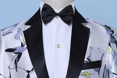 Erkek takim elbise ブレザー男性印刷スーツセットパンツメンズ結婚式のスーツ衣装歌手スタースタイルステージ服フォーマルドレス