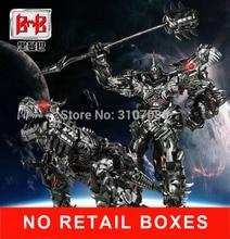 BMB LS05 LS 05 Grimlock Alloy metal Movie Film Oversize enlarged SS 05 dinosaur Leader ancient Action Figure KO Toys