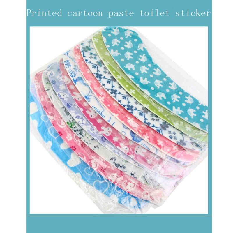 2019 新 1 ペア綿の布トイレマット豪華な便座ユニバーサルトイレセット超快適セット浴室洗面所 WC