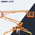 16m Hydraulic Electric Boom Lift for Maintenance
