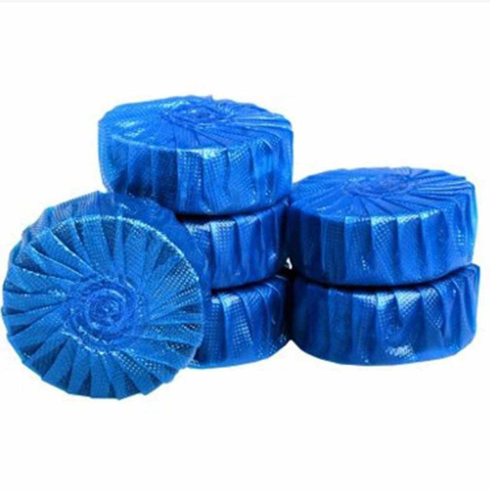 Blue Bubble Toilet Automatic Toilet Essence Convenient And Durable Bathroom Deodorant Toilet Cleaner