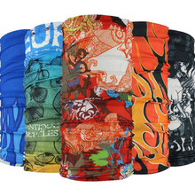 Outdoor Sports Scarf New Design Cycling Bandana Bicycle Bike Face Shield Mask Riding Neck Gaiter Headwear For Female Male 7(China)