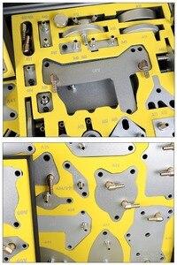 Image 4 - علبة تروس أوتوماتيكية للسيارة ، 130 قطعة ، 116 قطعة ، 103 قطعة ، سبيكة جديدة سريعة التغيير