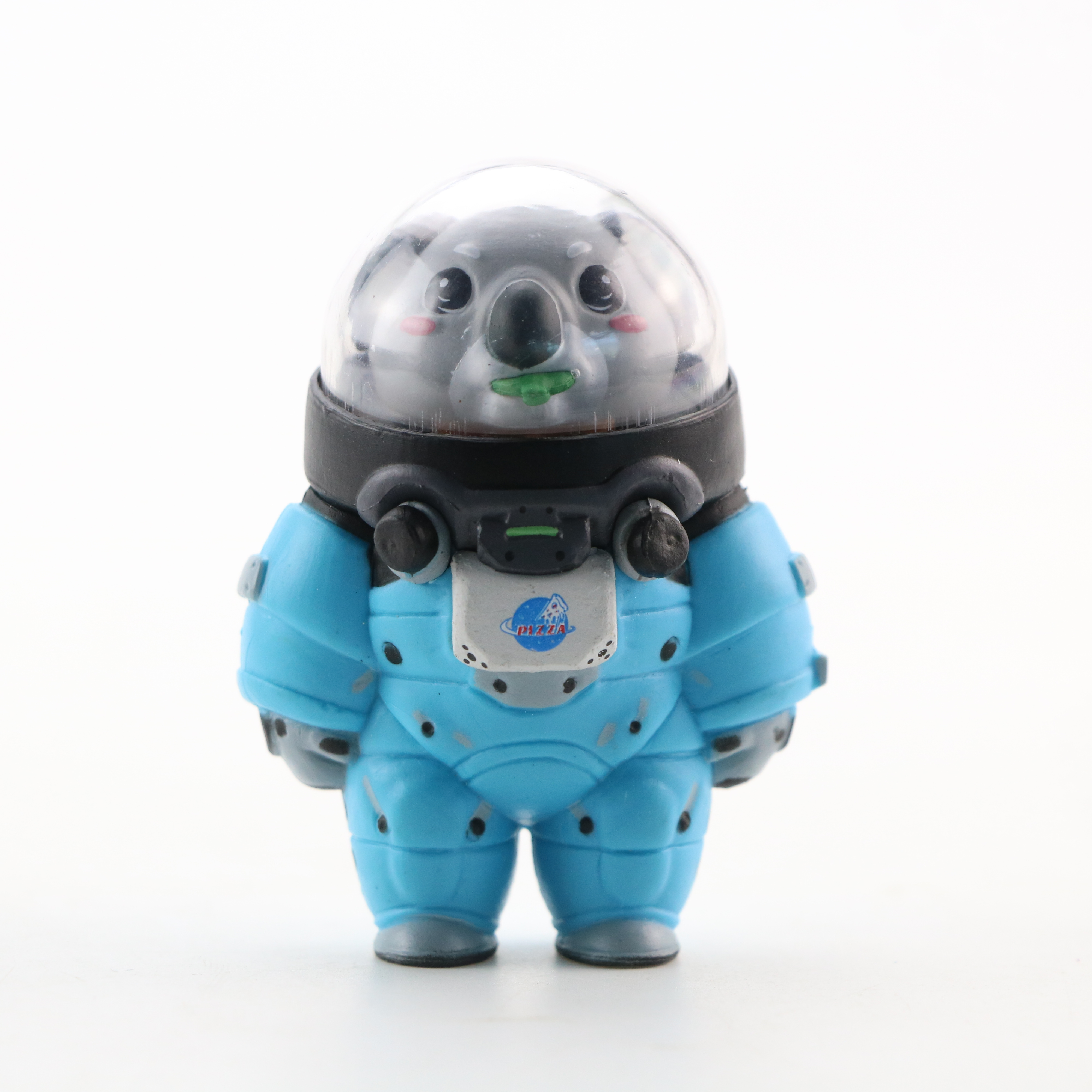 Image 4 - 10 pcs/set New Space Adventure Doll Blind Box Mini Animal Astronaut Figures Toys Set of 10 Action Figures Hand to Do OrnamentsAction & Toy Figures   -