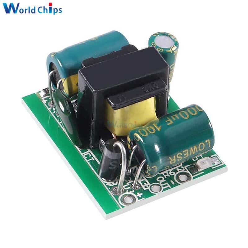 AC-DC 3.3V 700mA Power Supply Buck Converter Step Down Module AC 220V 110V to 3.3V 700MA Transformer for Arduino