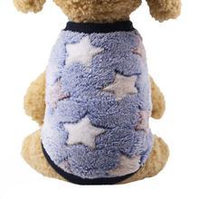 Разные цвета на выбор, фланелевая теплая мультяшная серия с вышивкой, модели для домашних животных, собак, кошек, одежда для молочных собак