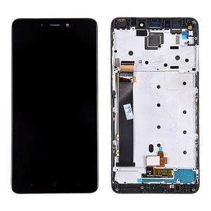 ЖК-дисплей с рамкой для Xiaomi Redmi Note 4, глобальная версия, Snapdragon 625, сенсорный ЖК-экран, дигитайзер для Redmi Note 4X