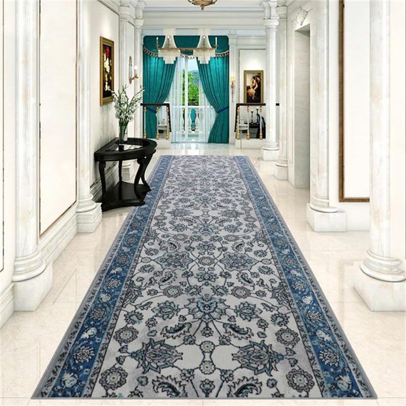 Doux toutes les tailles mariage couloir allée tapis coureur tapis pour église étape rouge couloir tapis allée coureur tapis tapis de sol