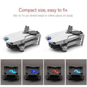 Image 5 - Mavic Mini Seven Color LED Lights Night Flying Kit Chargeable Battery For DJI Mavic Mini Drone Expansion Accessories