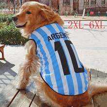 Hundeshirt Big Dog Clothes Vest  Jersey Pet Clothes Summer T Shirt Dog Clothing Big Breathable Dog Jacket Large Dogs Tshirt Vest