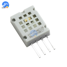 Kit de sensor digital AM2120 capacitivo de temperatura y humedad, módulo compuesto de señal de salida, bus de Cable único
