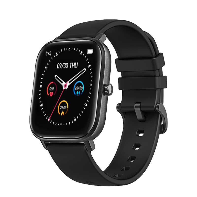 P8 1.4inch Full Touch Smart Watch Men Fitness Tracker Heart Rate Monitor Blood Pressure Smartwatch Women GTS Smart Clock For Ios