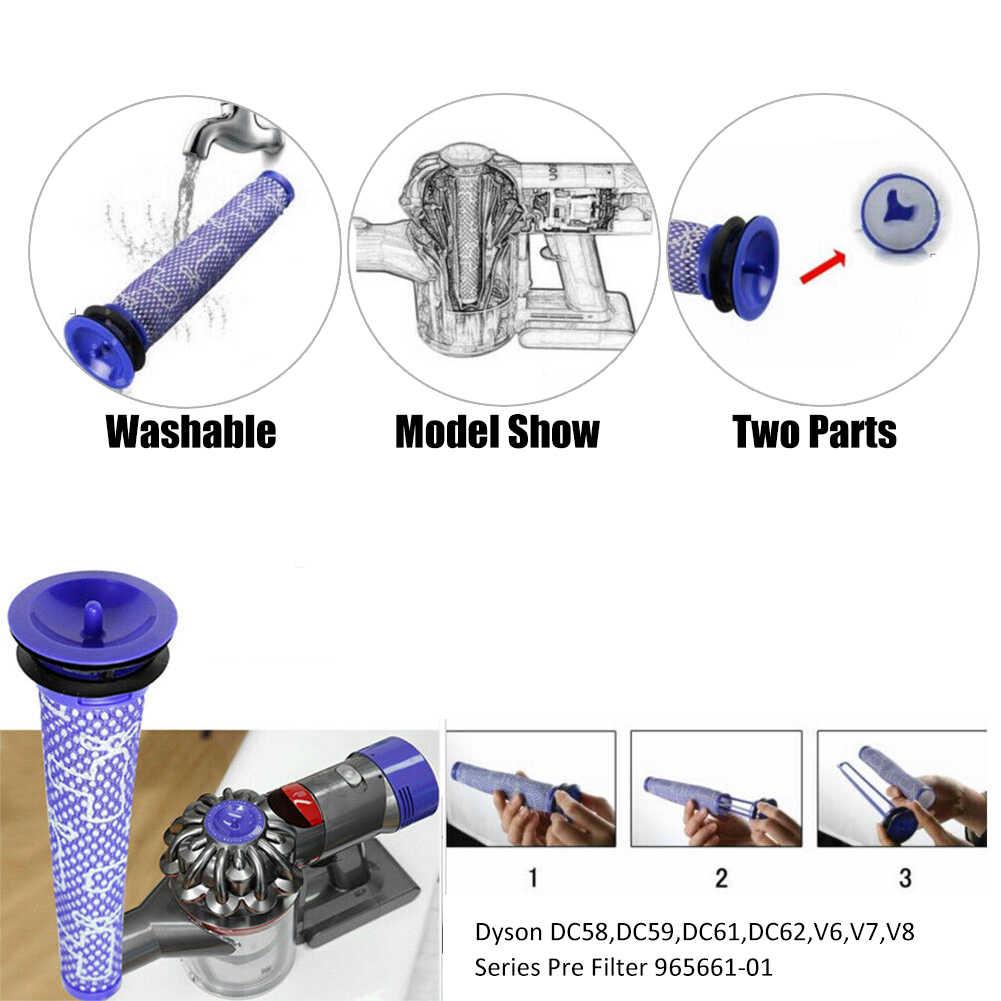 Pack Pre-Filters En Pack Hepa Post-Filters Vervangingen Compatibel Voor Dyson Cycloon V7 Hepa V8 Filter Parts965661-01 967478-01