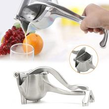 Fruit Juicer Manual Aluminium alloy Mini Citrus Juicer Orange Lemon Fruit Squeezer Grinder fresh juice tool Kitchen Gadget premium quality lemon lime squeezer eco friendly material manual citrus press juicer mini juice tool