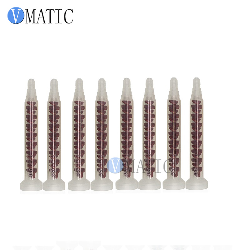 Free Shipping VMATIC Glue Dispensing Dynamic Mixing Tube Core POM Material RM12-16