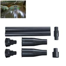 8 шт. набор соплов для фонтанного насоса, распылительные головки для пруда, фонтана, погружной насос для бассейна, Садовые принадлежности