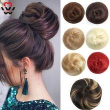 Удлинители manwei застегиваются на искусственные хвосты волос