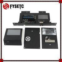 FYSETC F6 V1.3 메인 보드 + 6PCS TMC2208 + 4.3 인치 터치 스크린/일반 12864 LCD 디스플레이 케이스 Ender-3 Ender-3