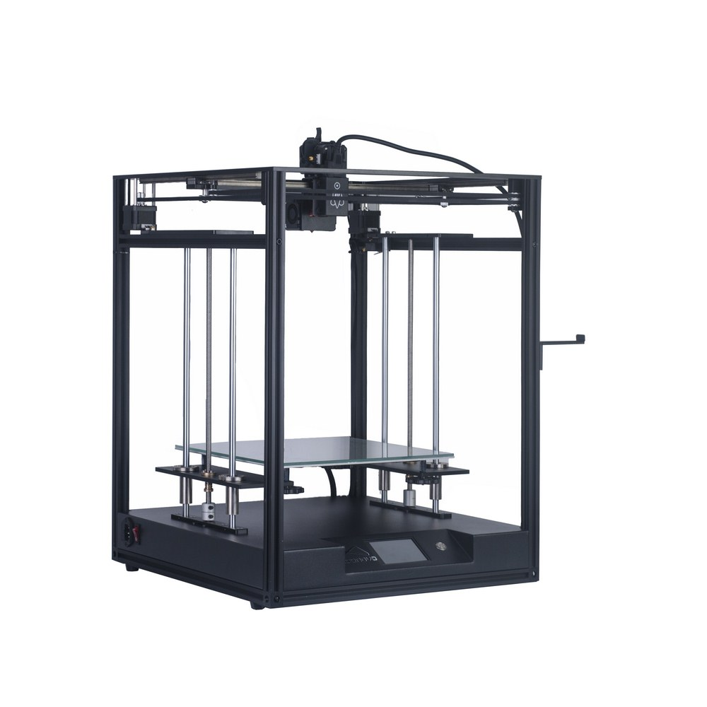 24V Upgraded Power Supply 3d Printer Full Metal CoreXY DIY Kits 24V Heat Table 330*330mm Auto Level  3d Machine Filament Sensor