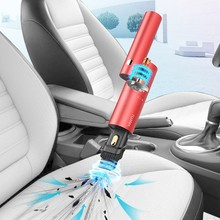 Buy Handheld Car Vacuum Cordless Cleaner USB Charger Wet Dry Strong Cyclone Suction Lightweight Portable Auto Mini Car Vacuum directly from merchant!