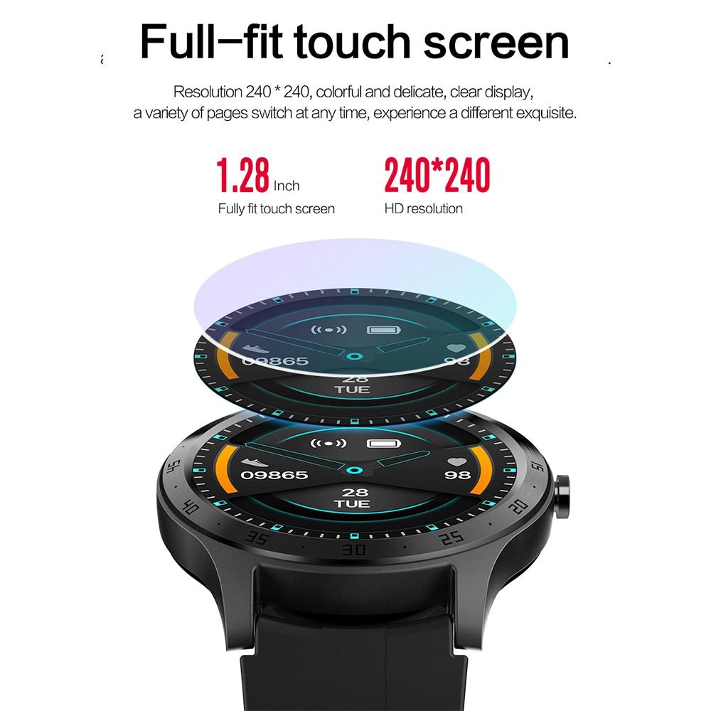 COLMI Smart Watch Men Fitness Tracker IP67 Waterproof Blood Pressure Smart Clock APP 28 languages Women Smartwatch for iphone 2