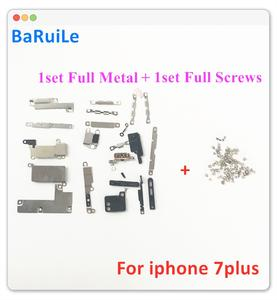 Baruile Battery Lcd-Screen Metal 8-Plus-Accessories iPhone 6 for 6S Home-Button Small