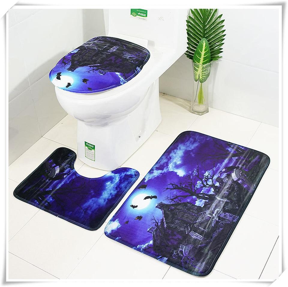 Halloween Bathroom accessories set xq14