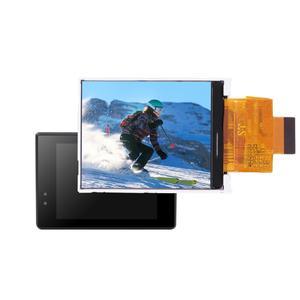 Image 1 - 2 cal HD wymiana wyświetlacza ekranu lcd dla SJCAM SJ5000 kamera sportowa ekran zewnętrzny akcesoria dla SJCAM SJ5000 kamery