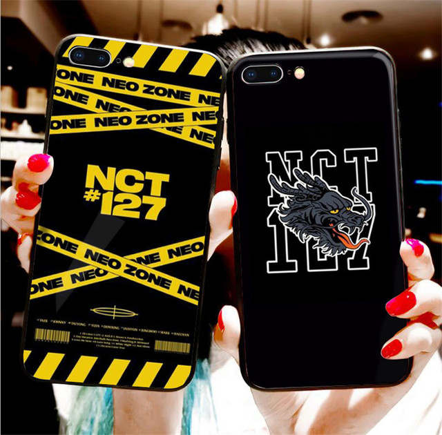 NCT 127 NEO ZONE IPHONE CASE (14 VARIAN)