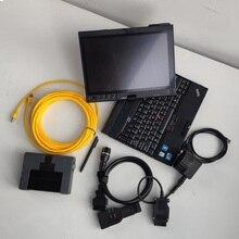 Icom A2 B C для BMW авто диагностические инструменты с программным обеспечением V12/ ista-d 4,20 P 3,67 в б/у планшете X201T I7 и 480Gb SSD