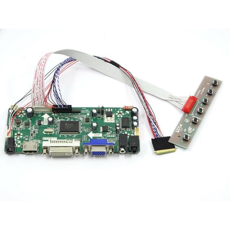 A3 LCD Controller Driver Board for LP173WD1 TV+HDMI+VGA+CVBS+USB T.VST56 TL